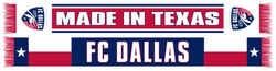 FC Dallas Made In Texas Scarf