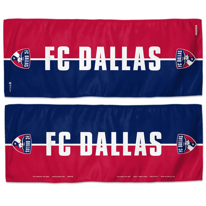 FC Dallas Chill Towel