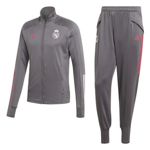 Chándal para Adultos Real Madrid Adidas TK SUIT Gris