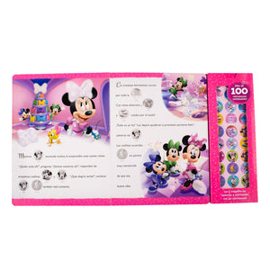 Disney Minnie doble problema