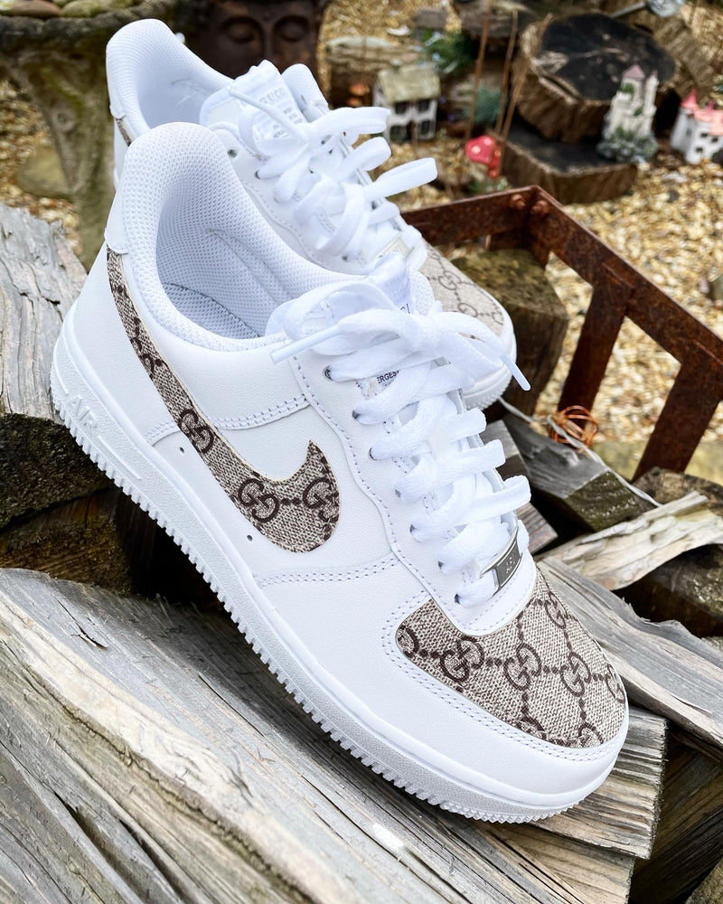 Nike Air Force 1 - White | Original • Tick GG