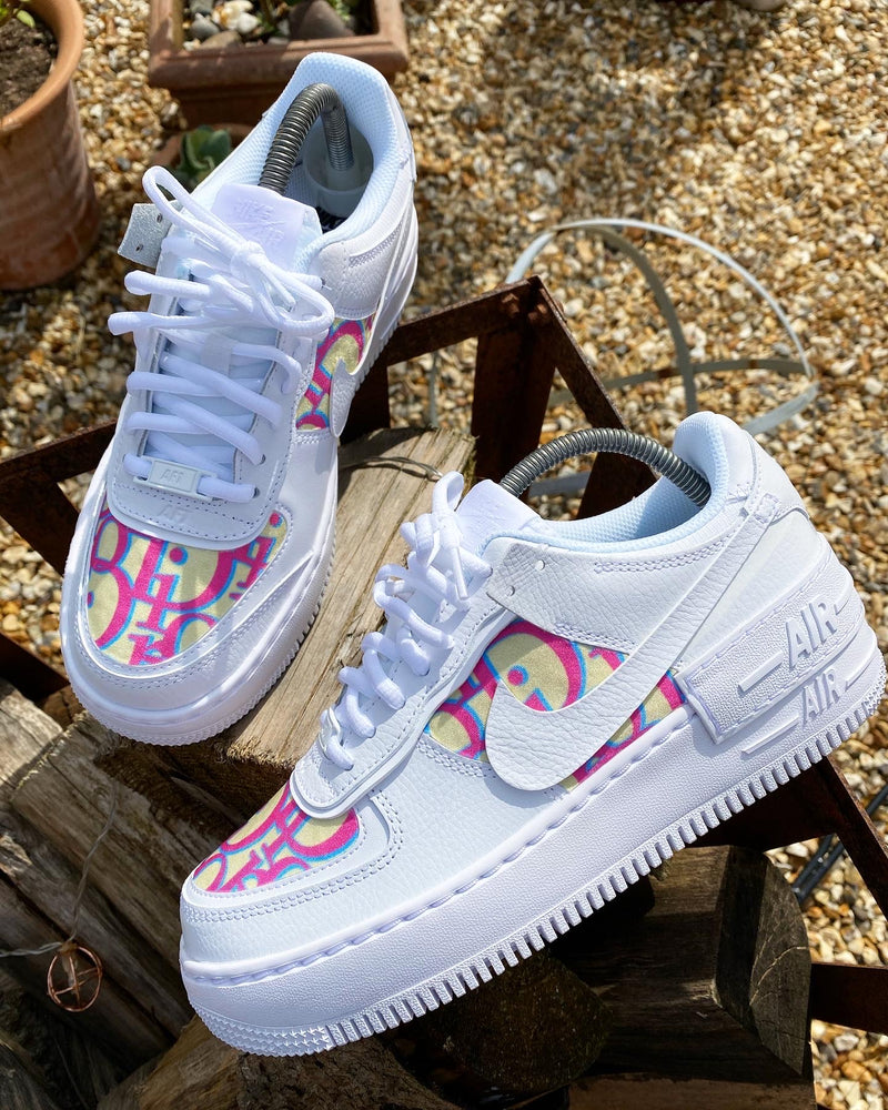 Nike Air Force 1 Shadow | Fruit Salad Dior - footwearstorerysnc