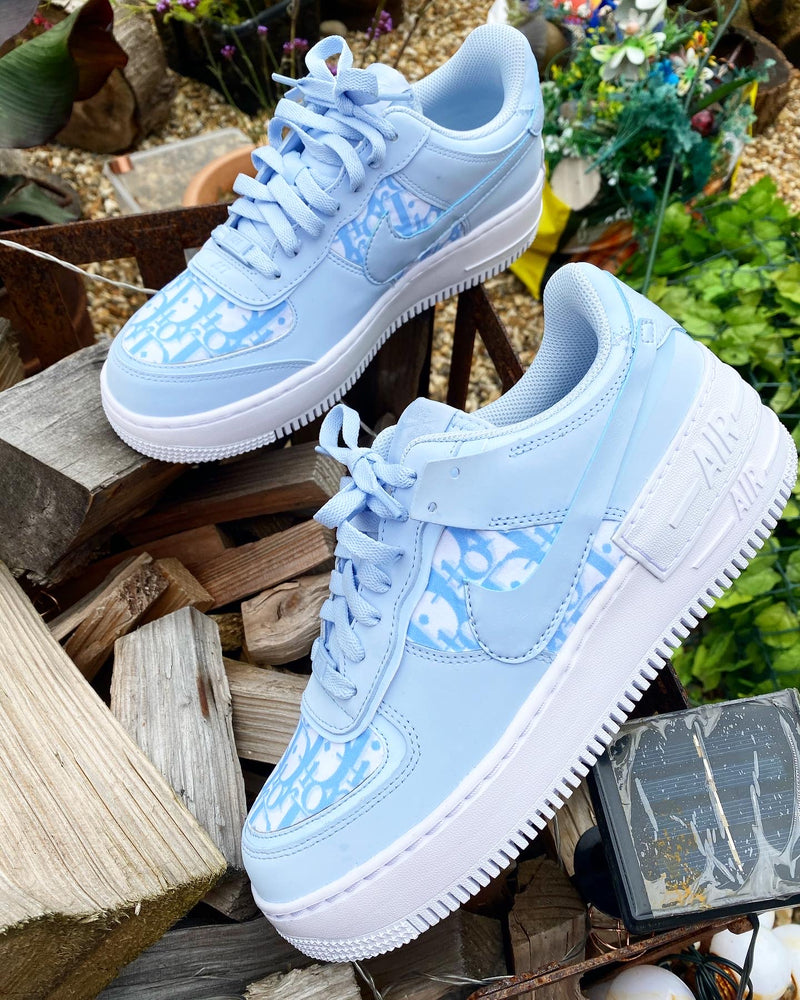 Nike Air Force 1 Shadow | Hyperblue • CD