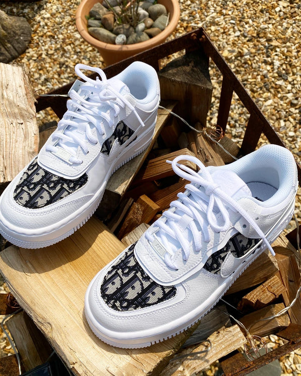 *SALE* Nike Air Force 1 Shadow | Blue Oblique CD