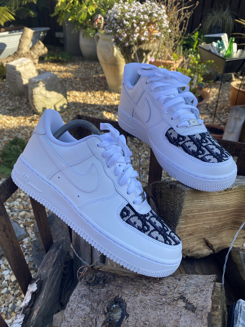 White - Blue/White CD Air Force 1 '07 v2