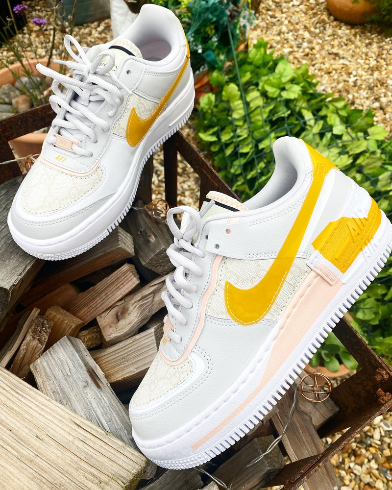 Nike Air Force 1 Shadow | Pollen Rise • GG