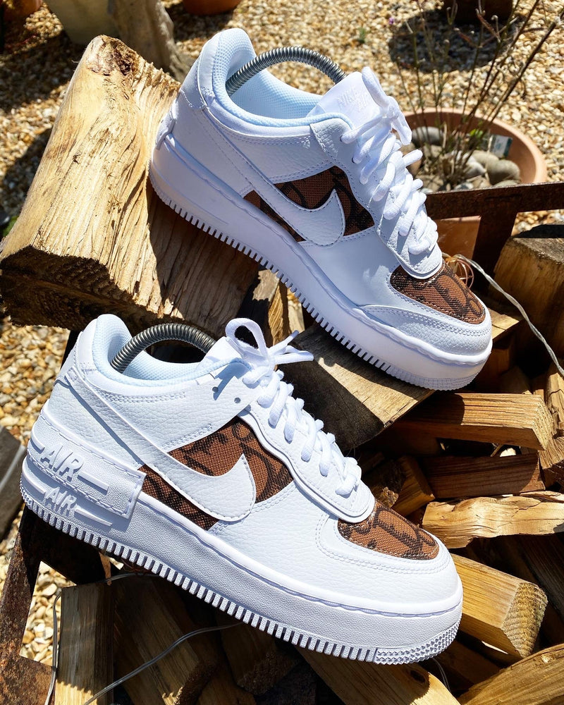 Coffee CD Air Force 1 Shadow