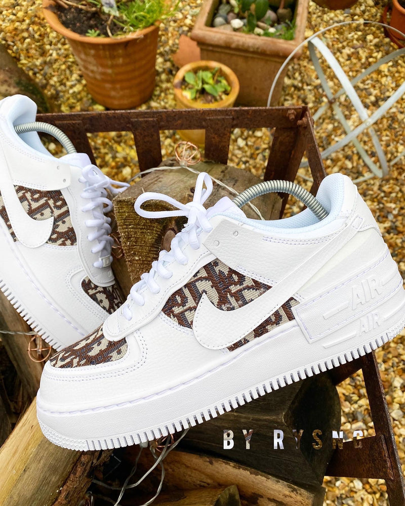 Nike Air Force 1 Shadow | Brown CD