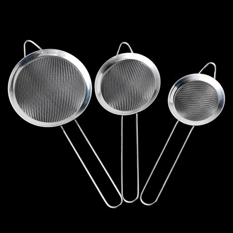 Set of 3 Strainers | The Cuisine Shop