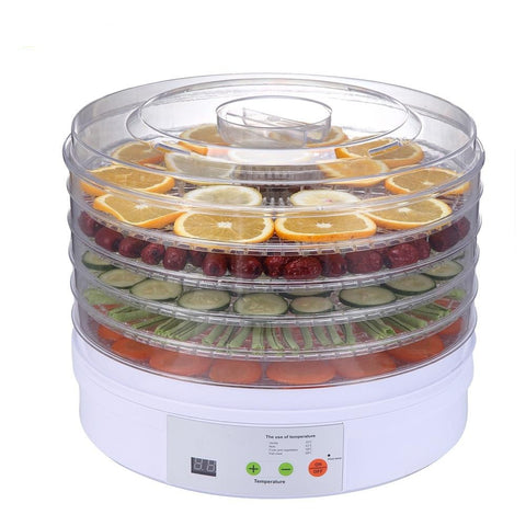 Food Dehydrator Machine with LED timer | The Cuisine Shop