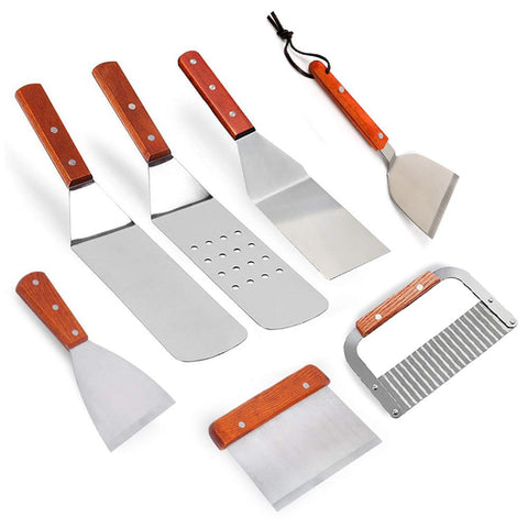 Grill Cooking Spatulas | The Cuisine Shop