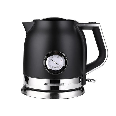 1.8L Electric Kettle With Water Temperature Control | The Cuisine Shop
