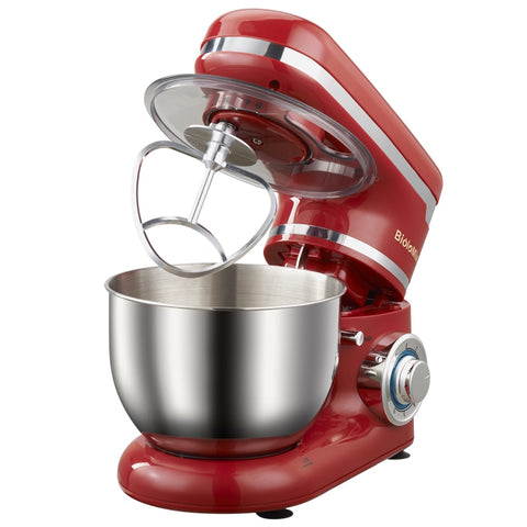 Red Stand Mixer - 4L | The Cuisine Shop