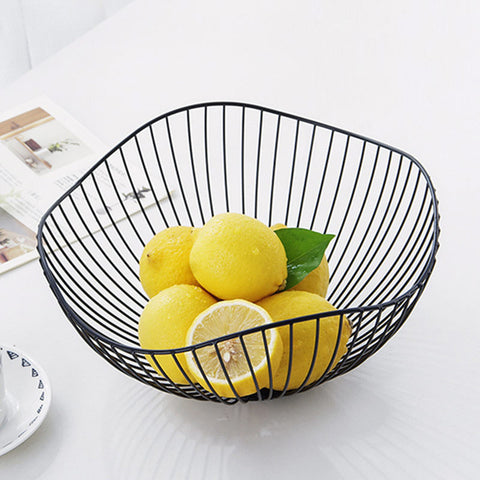 Metal Fruit Bowl | The Cuisine Shop