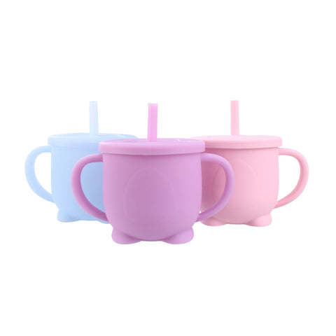Baby Silicone Drinking Cup | The Cuisine Shop