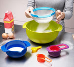 Mixing and Nesting Bowl Set | The Cuisine Shop
