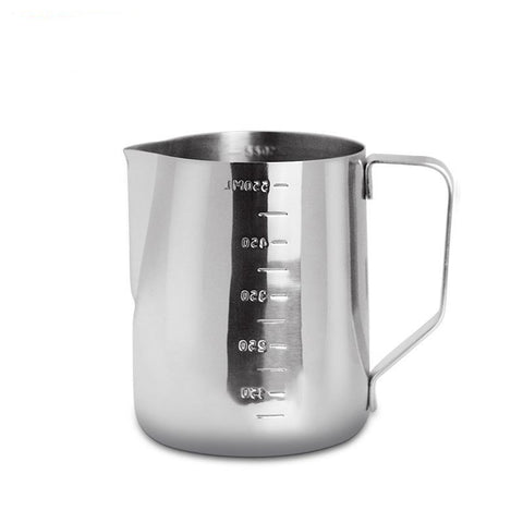 Stainless Steel Frothing Jug - Barista Pitcher | The Cuisine Shop
