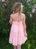 Shine Bright Dress: Pink