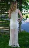 Made With Love Maxi Dress: Beige