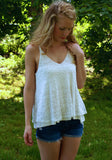 Always & Forever Top: White