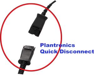 Plantronics Quick Disconnect