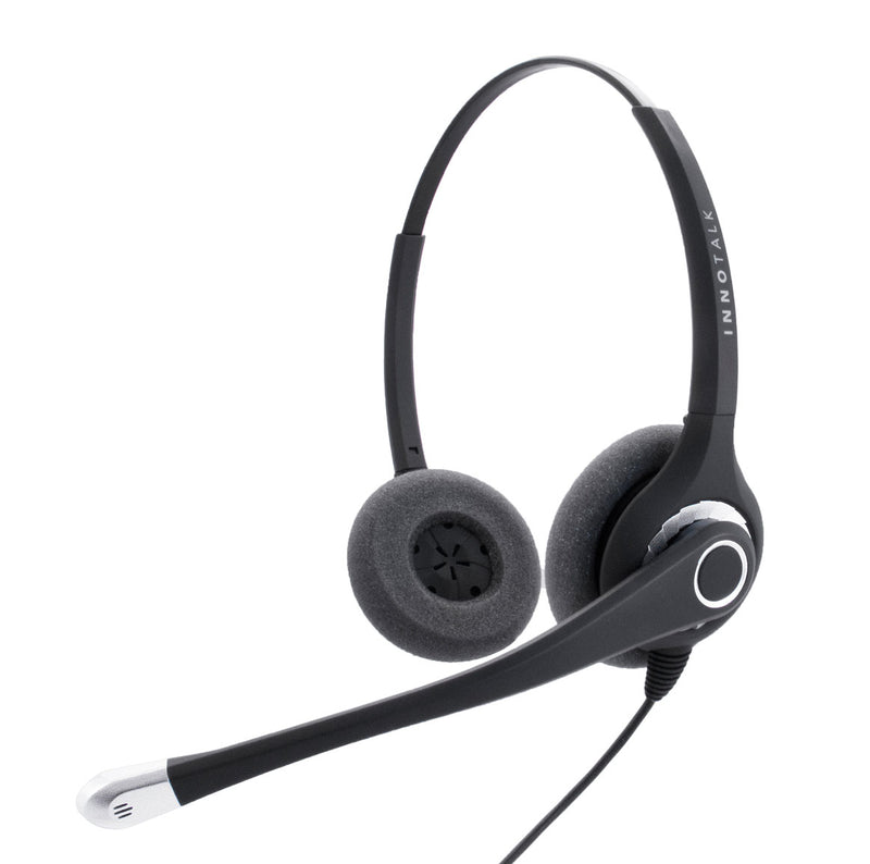 3.5 mm Headset - Supersonic Pro Binaural Headset