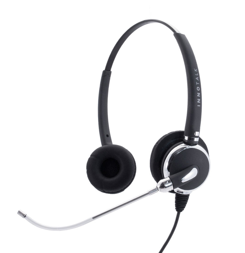 3.5 mm Headset - Changer Pro-V Binaural Headset