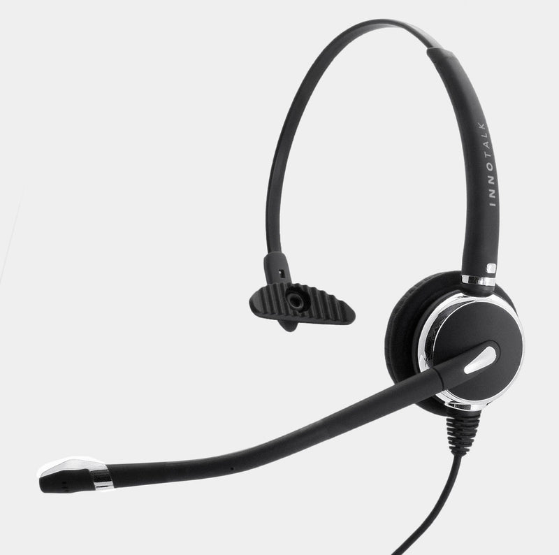 3.5 mm Headset - Changer Pro Monaural Headset