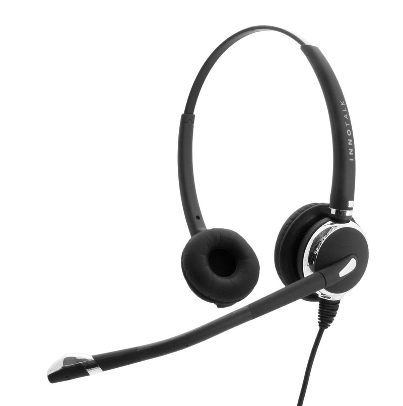 3.5 mm Headset - Changer Pro Binaural Headset