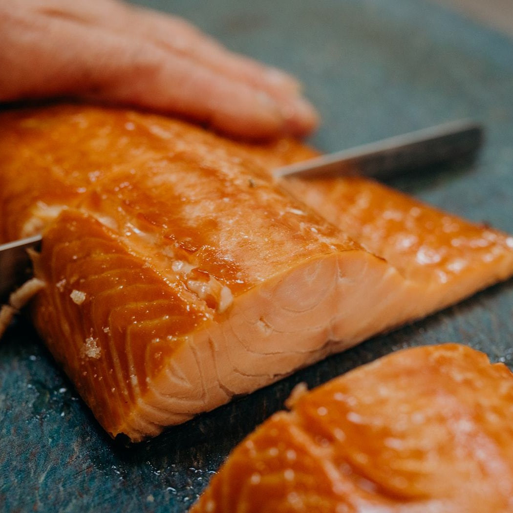 Ullapool Hot Smoked Salmon - 200g Pack
