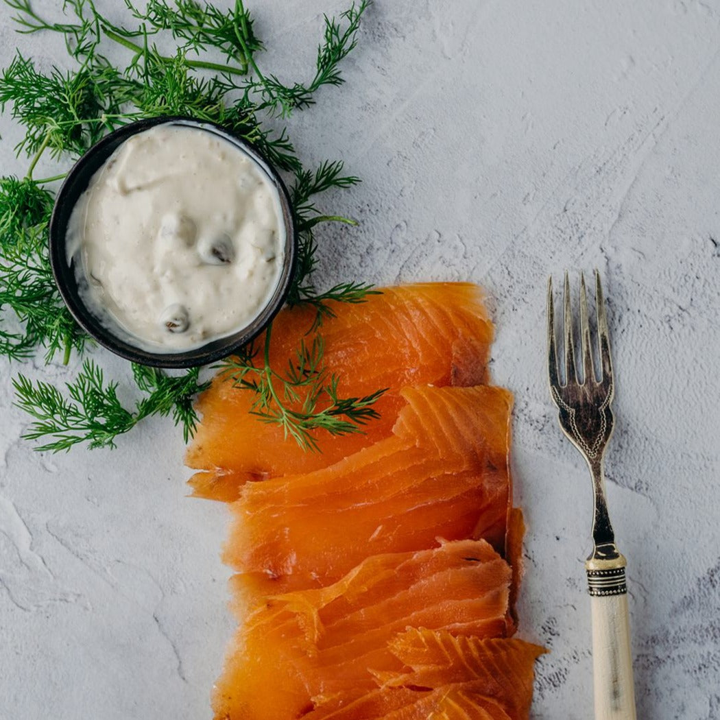 Ullapool Smoked Salmon - Sliced Pack