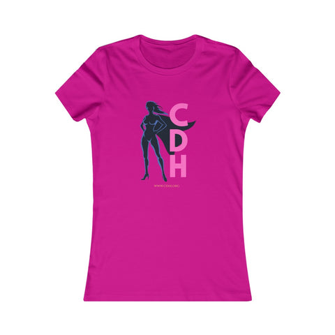 CDH Superhero - Women's Favorite Tee