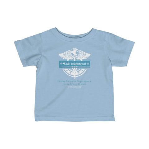 CDH International Medical Logo - Infant Fine Jersey Tee