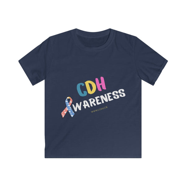 CDH Awareness - Kids Softstyle Tee
