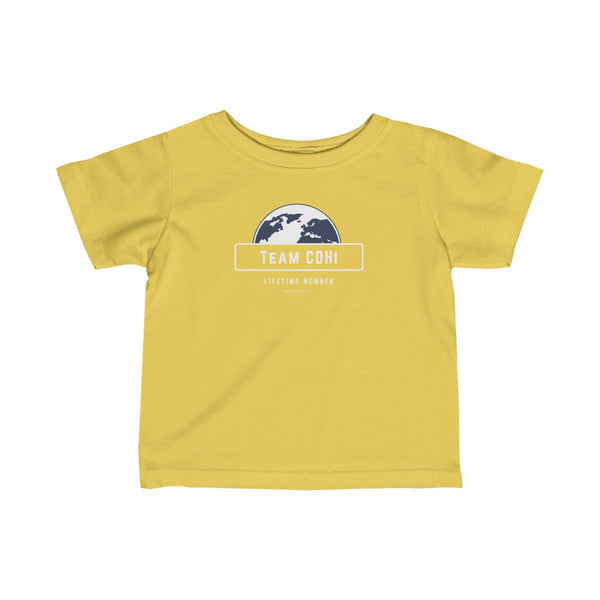 Team CDHi - Infant Fine Jersey Tee