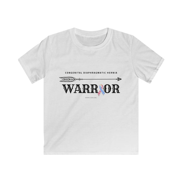CDH Warrior - Kids Softstyle Tee
