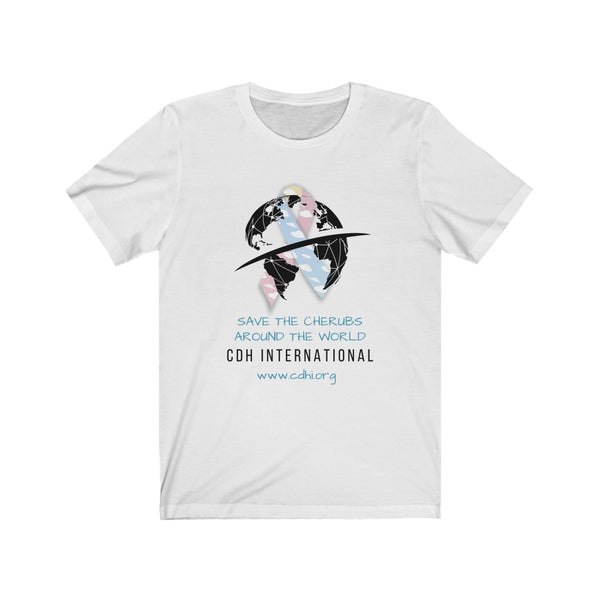 Global CDH Awareness - Unisex Jersey Short Sleeve Tee