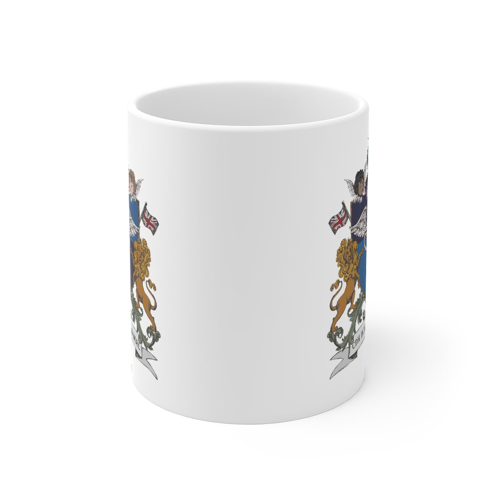 CDH International UK Logo - Mug 11oz