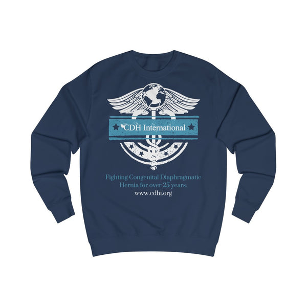 CDH International Medical Logo - Men's Sweatshirt