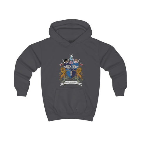 CDH International UK Crest and Shield - Kids Hoodie