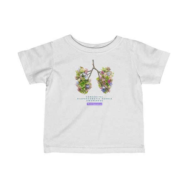Breath of Life - Infant Fine Jersey Tee
