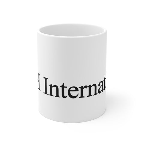 CDH International Logo - Mug 11oz
