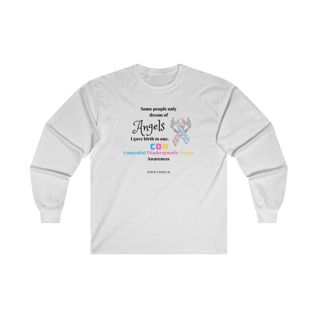 CDH Angels - Ultra Cotton Long Sleeve Tee