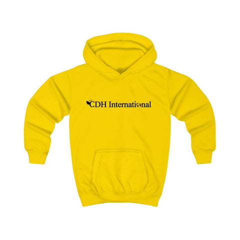 CDH International Logo - Kids Hoodie