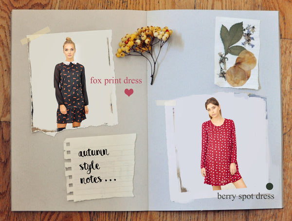 Autumn Style Notes