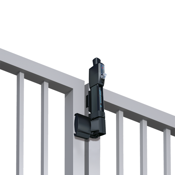 Magnalatch (R) Series 3 - Top Pull 6 Pin Lock Keyed Alike, fasteners included
