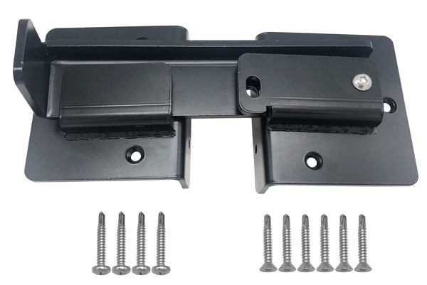Dumpster Latch, Pad-lockable, fasteners included