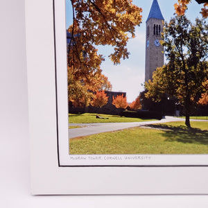 Load image into Gallery viewer, McGraw Tower Matted Print