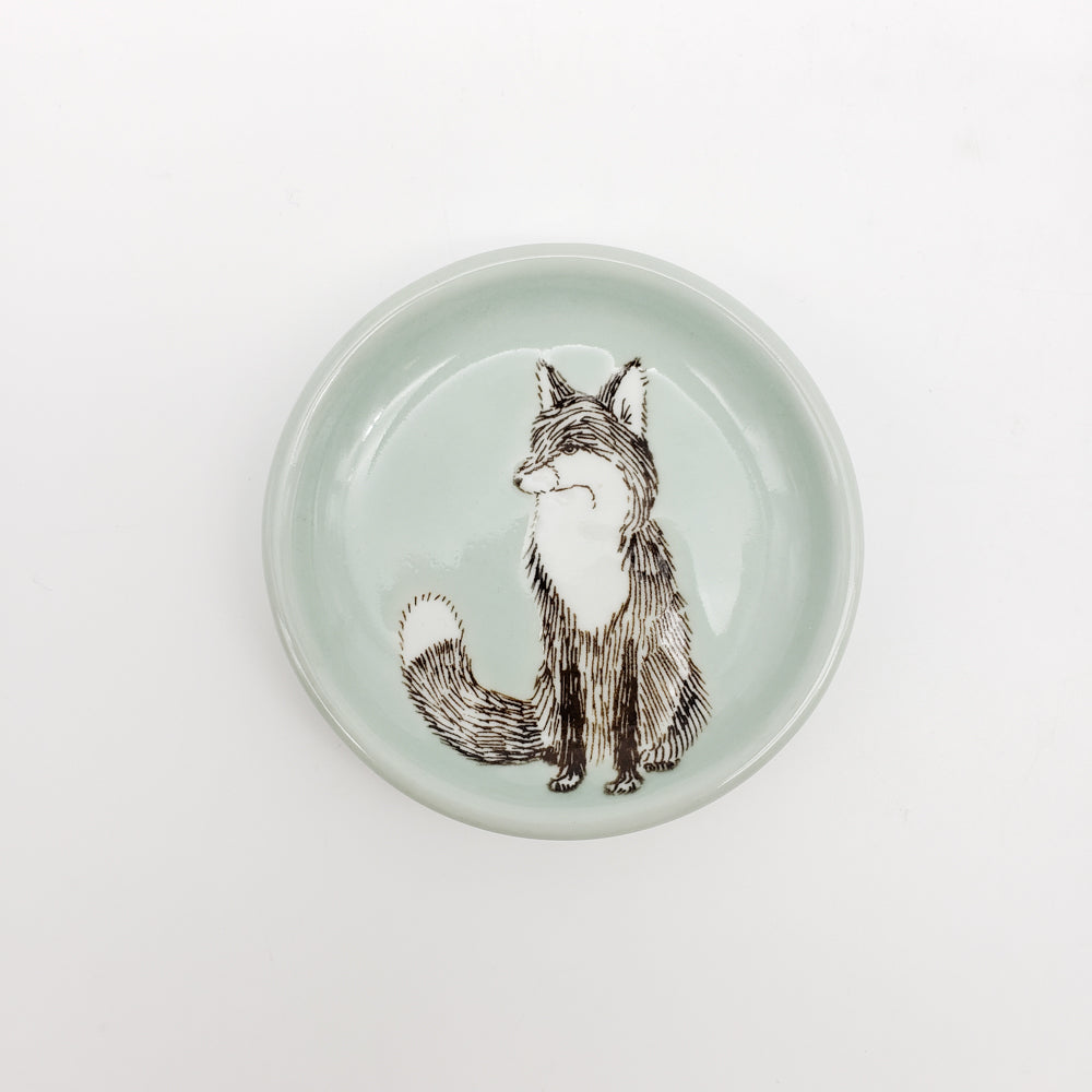 Small Fox Everything Dish