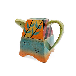 Colorful Pitcher